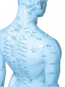 body acupuncture points