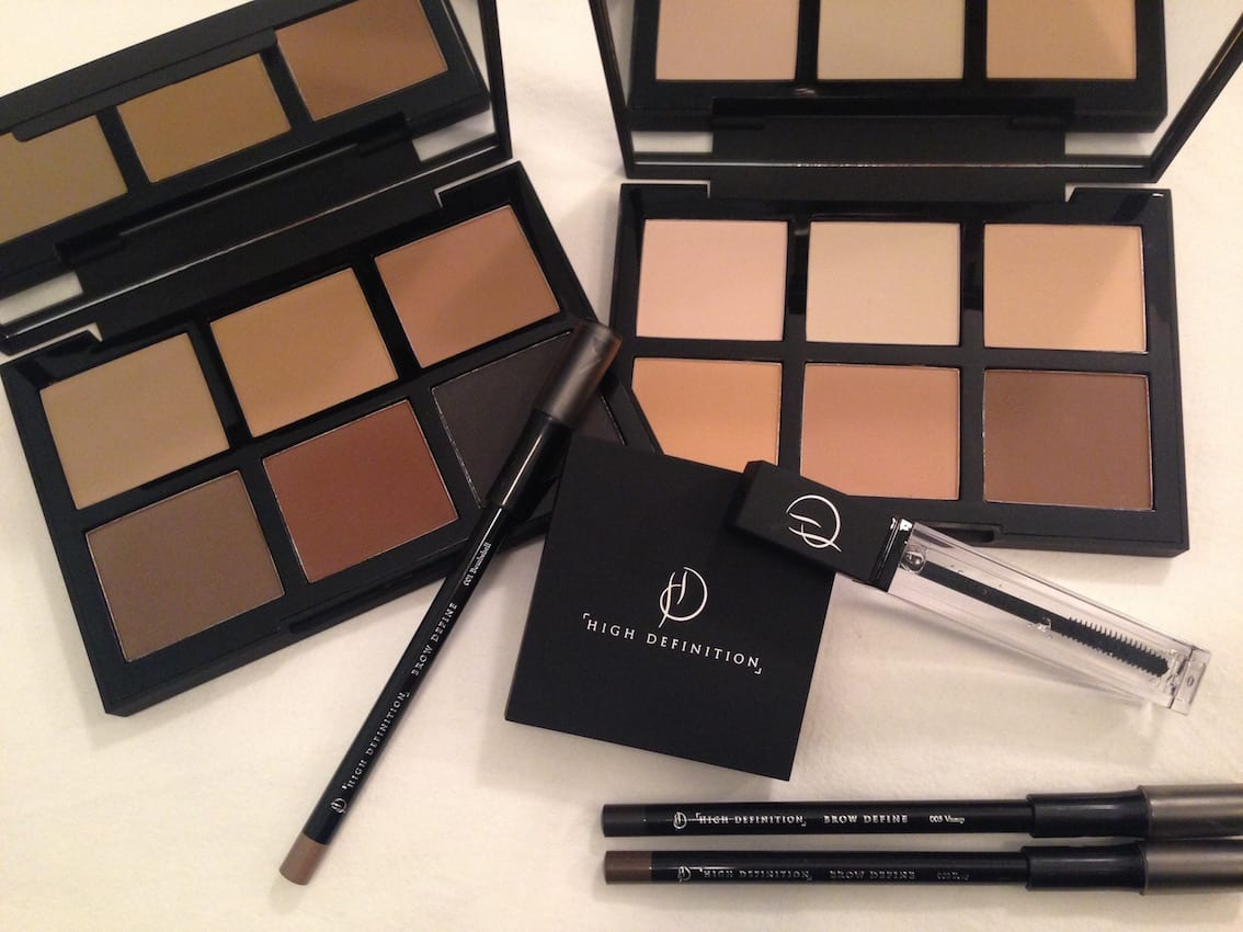 HD brows make-up